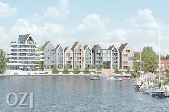 Zweiter Hafenkopf-Entwurf bringt den Durchbruch