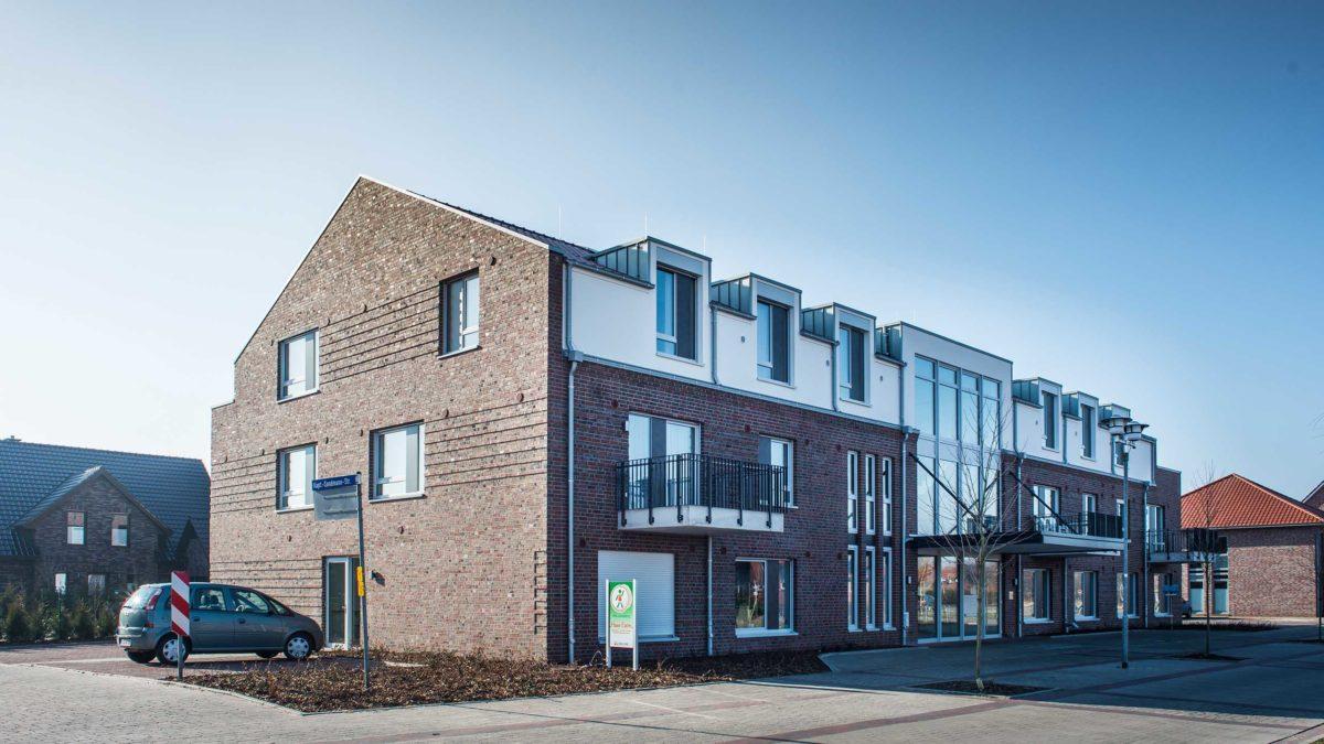 Haus Edith – Neubau einer Seniorenwohnanlage