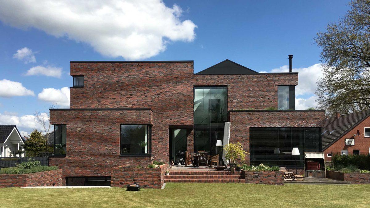 Neubau eines Einfamilienhauses Haus T