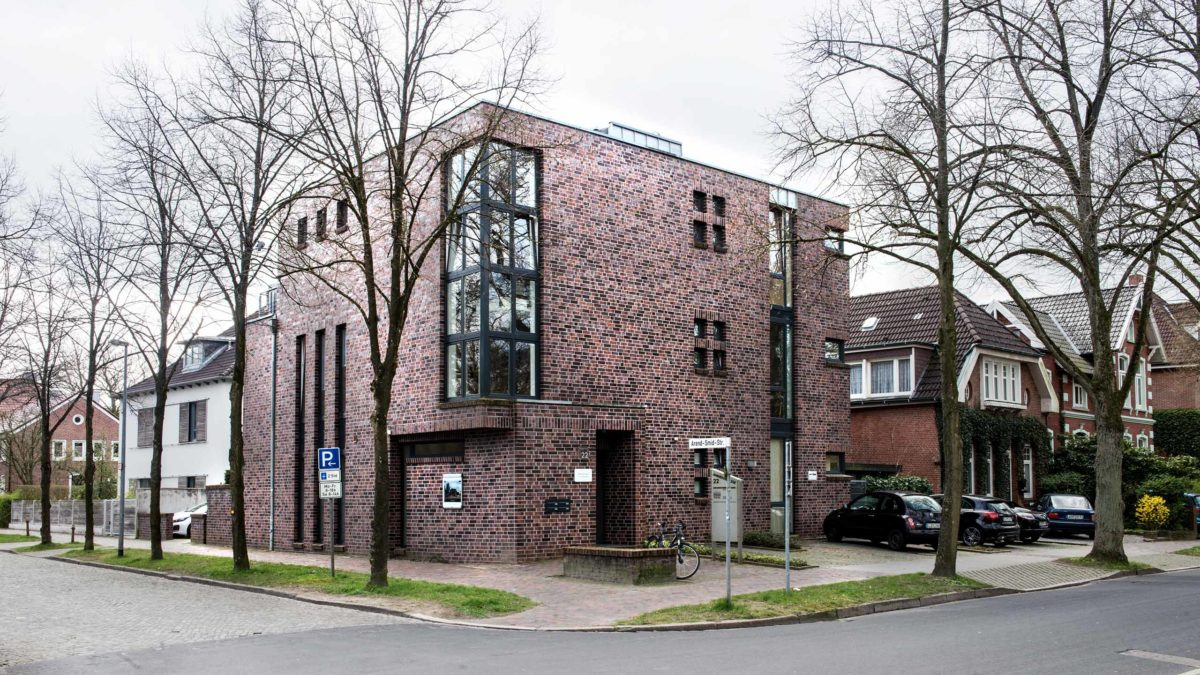 Wohn- und Geschäftshaus Annenstraße
