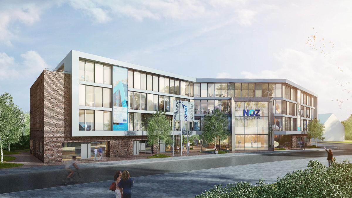 NOZ Medienhaus Lingen