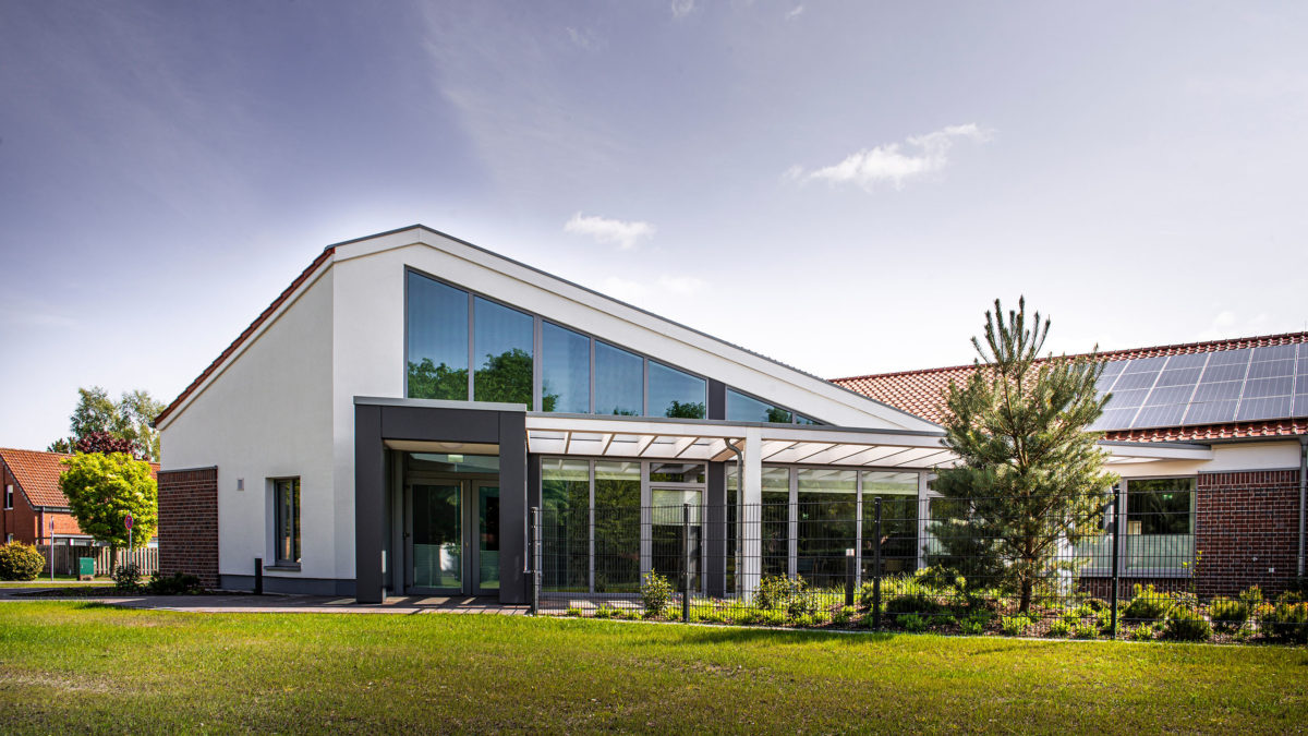 Haus Vita – Neubau einer Senioren-Wohngemeinschaft